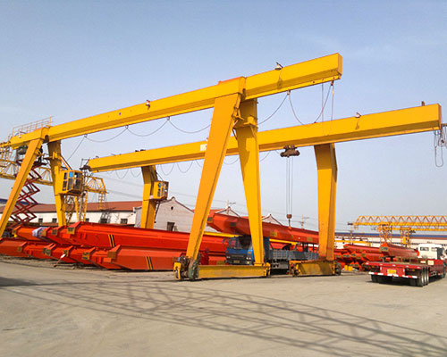 Gantry crane installation wire and matters needing attention