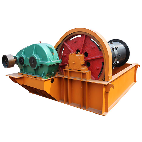 Electric Cable Pulling Winch 5 ton