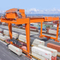 RMG rail model container stack gantry crane