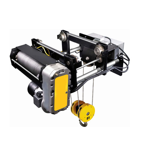 What are the specific advantages of European electric hoist?