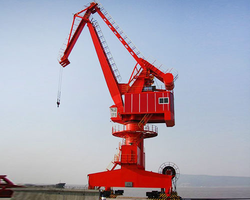 Structural repair and reinforcement of port cranes can extend service life