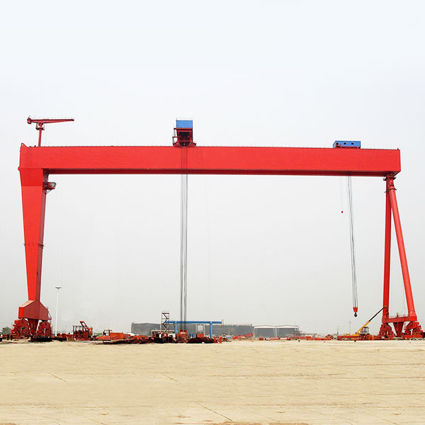 ship-building gantry crane for dockyard