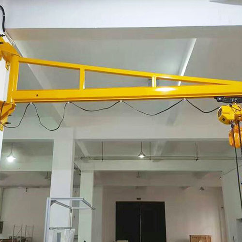 wall mounted jib crane