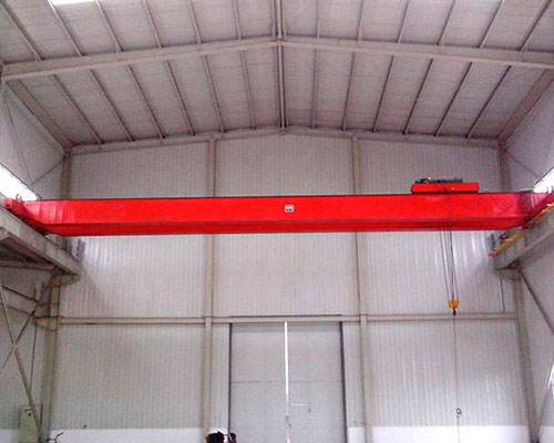 The introduction of LH double beam bridge crane